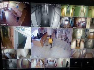 Установка Видеонаблюдения в Москве и области