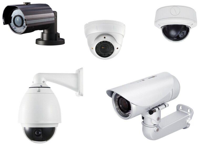 Выбираем аналоговую или IP камеру