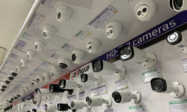 Большой выбор камер для видеонаблюдения