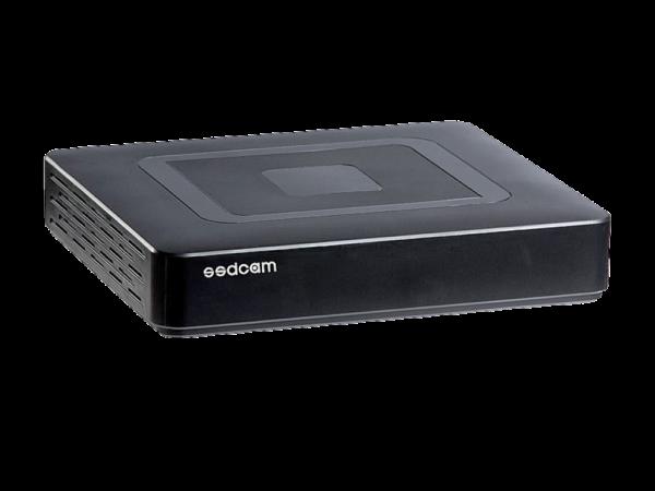 """комплект видеонаблюдения на 4 камеры AHD, уличный Разрешение 1080Р, ИК подсветка на 30 м. Матрица видеокамеры 1/2.8"""" SONY Поддерживает 1 HDD SATA до 8 Тб Имеется возможность удаленного просмотра"""